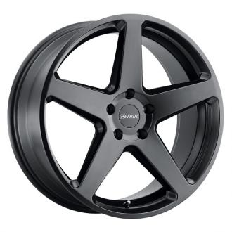 PETROL - P2C Semi Gloss Black