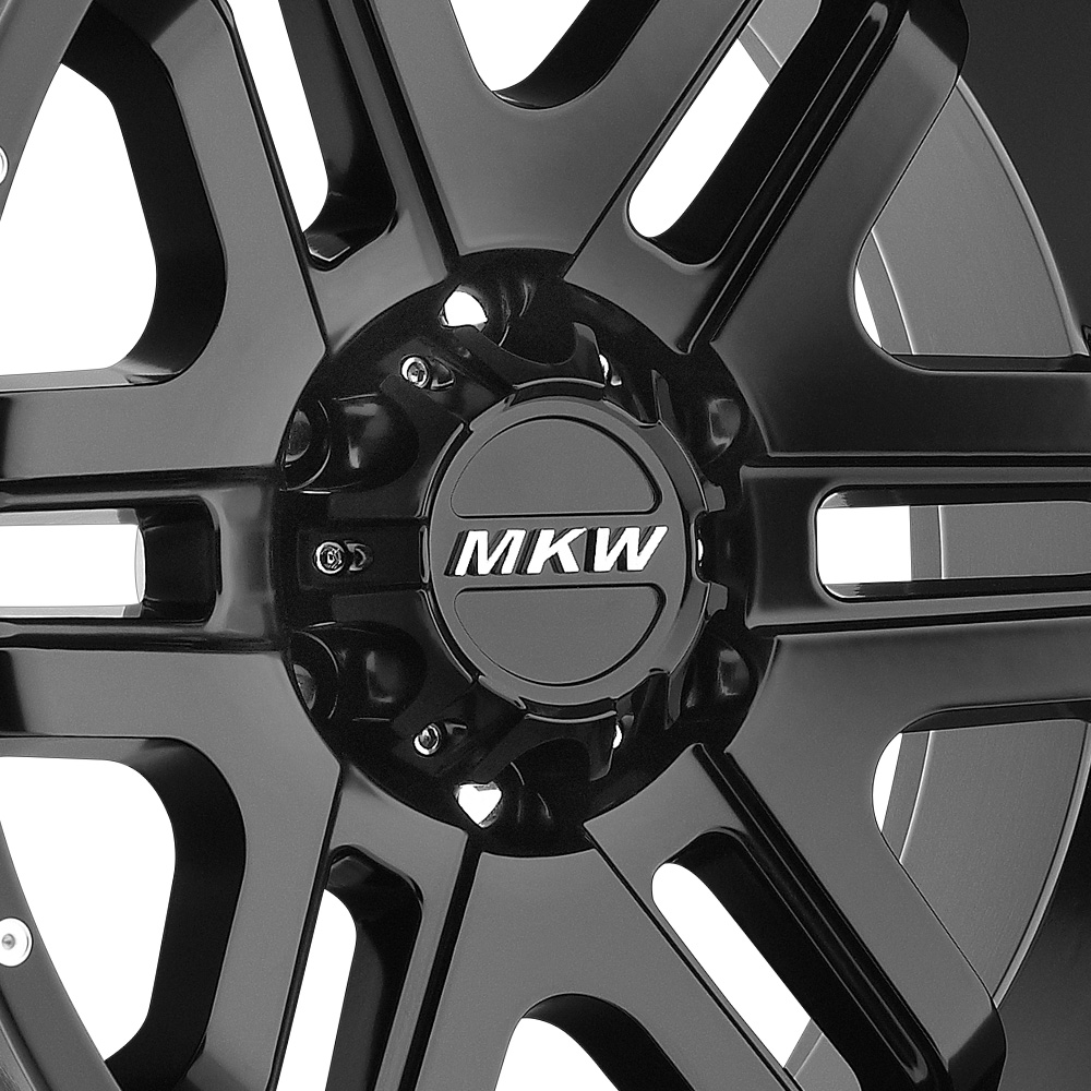 MKW OFF-ROAD M93 Satin Black