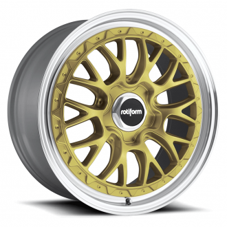 ROTIFORM - LSR Gold & Machined