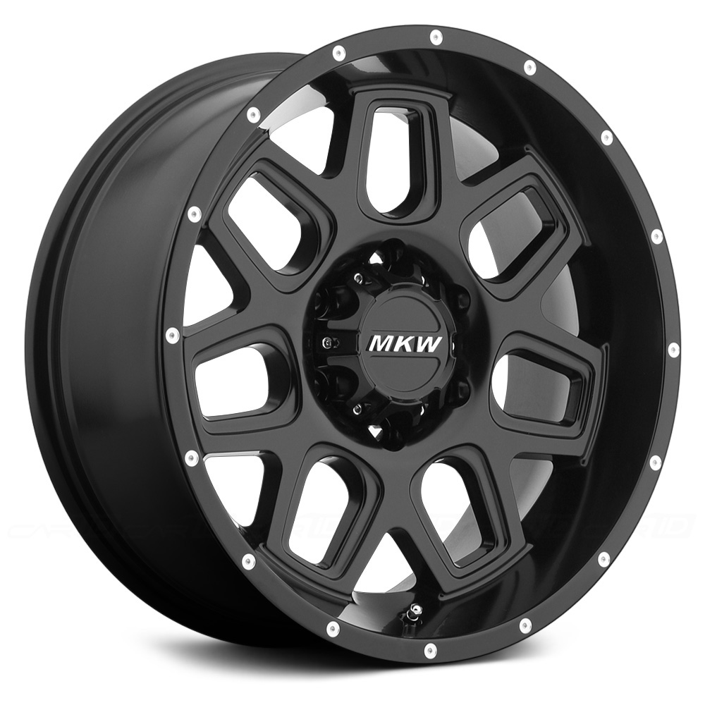 MKW OFF-ROAD M92 Satin Black