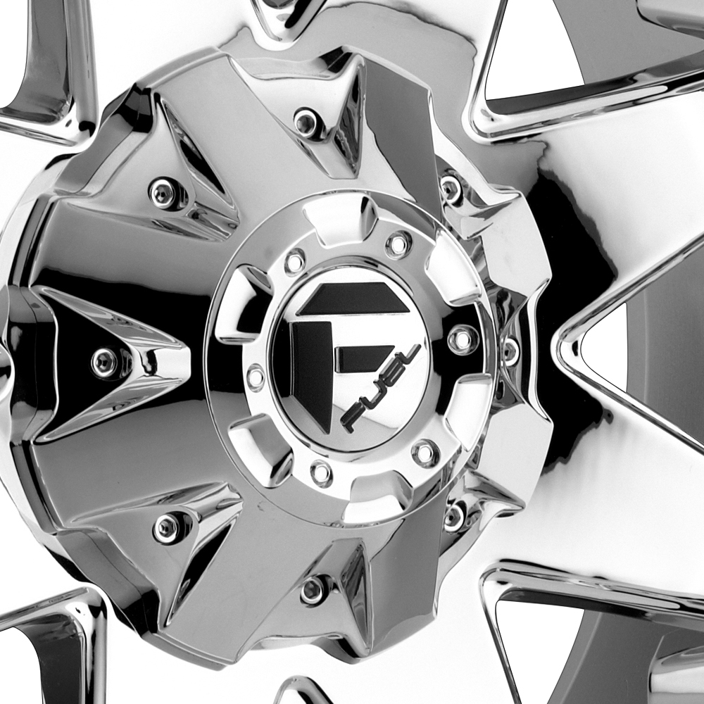 FUEL OCTANE Chrome PVD