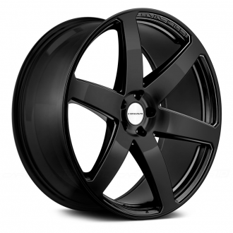 CONCAVO - CW-6 Gloss Black