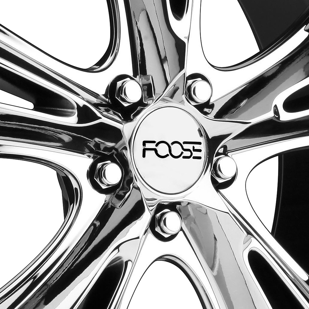 FOOSE KNUCKLE BUSTER Chrome PVD
