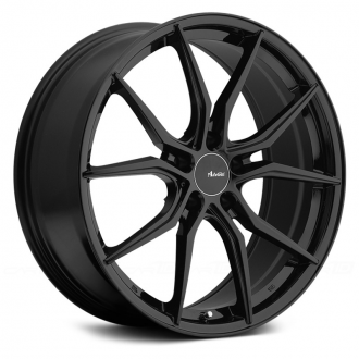 ADVANTI RACING - HYBRIS Gloss Black