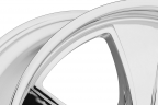 AMERICAN RACING MACH 5 807 Chrome