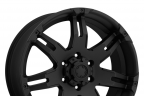 ULTRA GAUNTLET 238B Matte Black