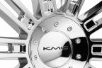 KMC KM677 D2 Chrome