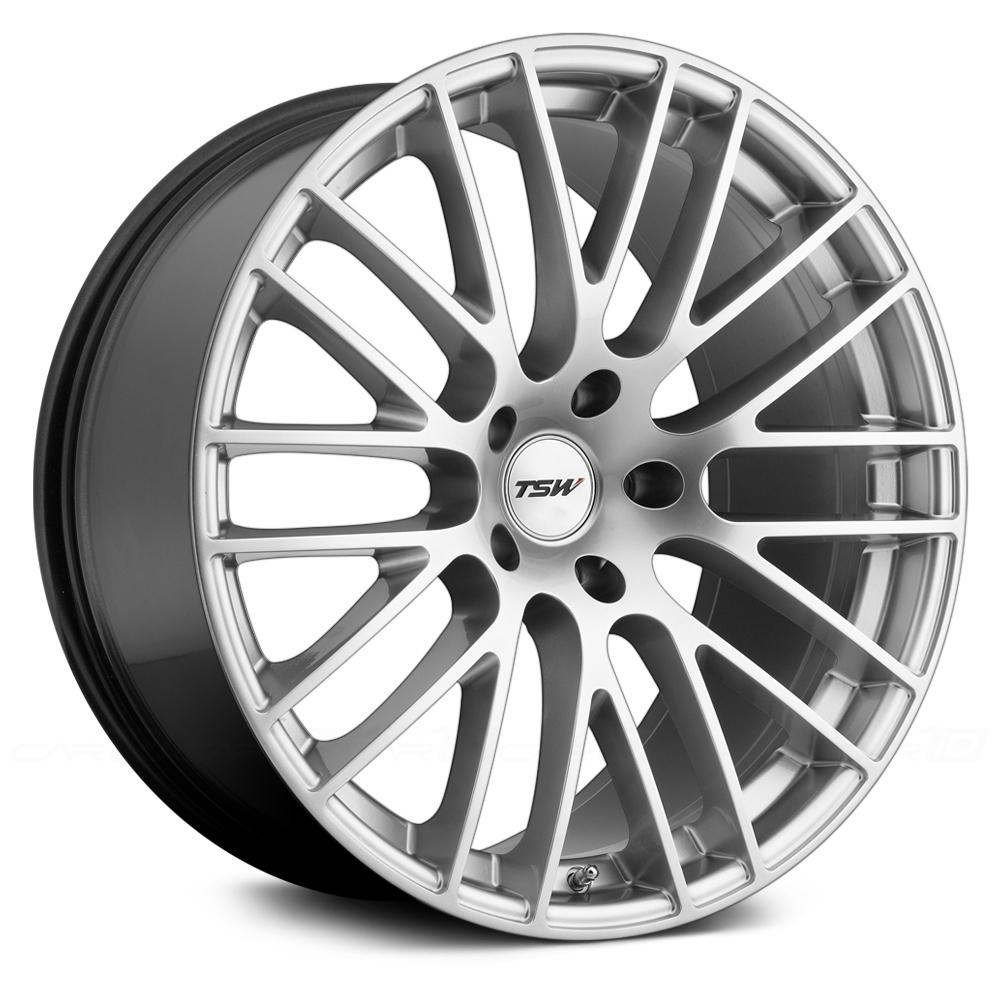 TSW MAX Hyper Silver