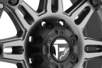 FUEL HOSTAGE III Graphite with Matte Black Bead Ring