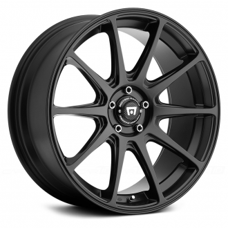 MOTEGI RACING - MR127 Satin Black
