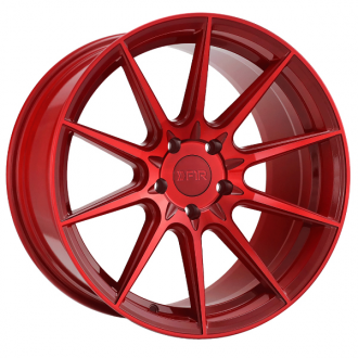 F1R - F101 Candy Red