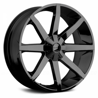 KMC - KM651 SLIDE Gloss Black