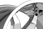 FUEL OCTANE DEEP LIP Chrome PVD