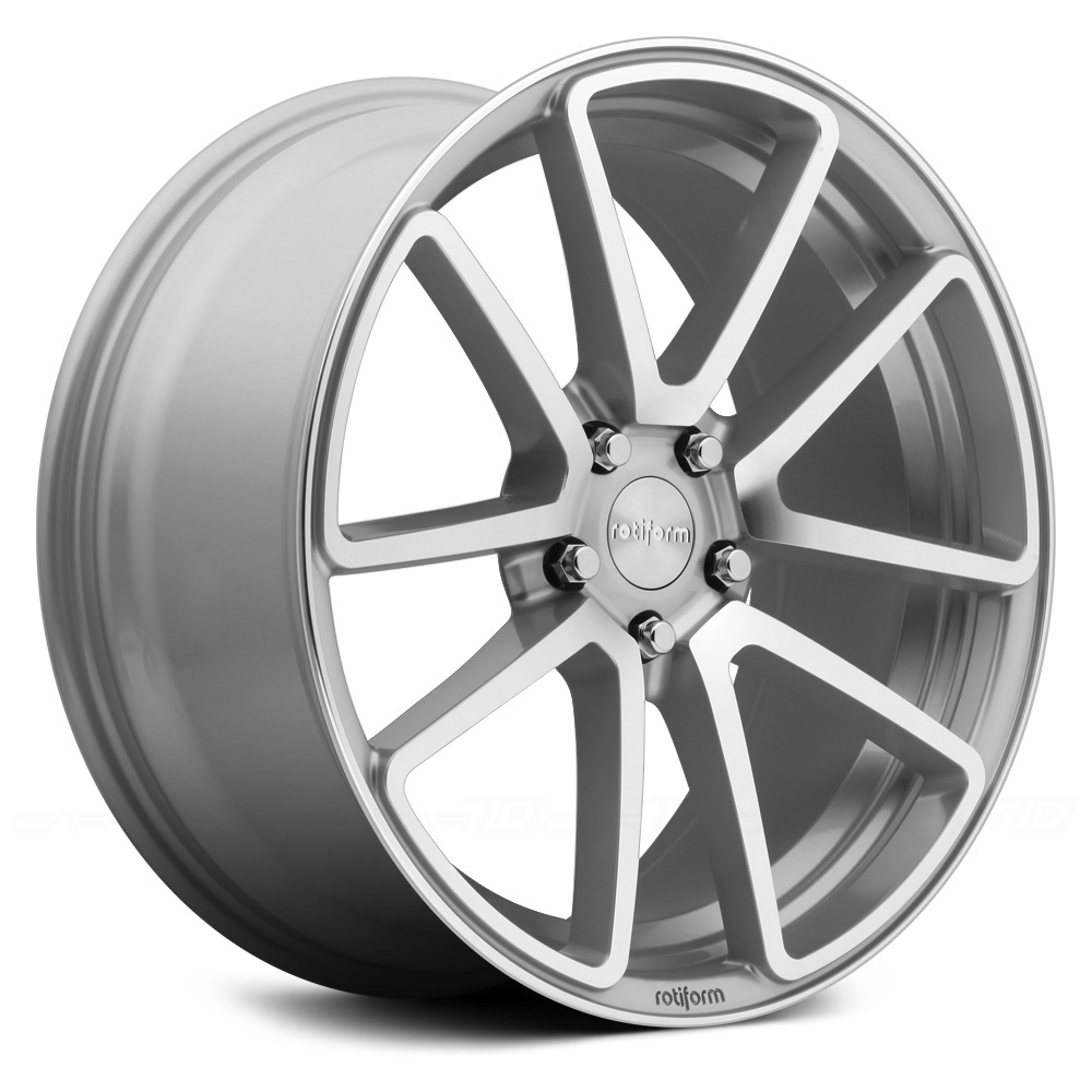 ROTIFORM SPF Silver with Machined Face