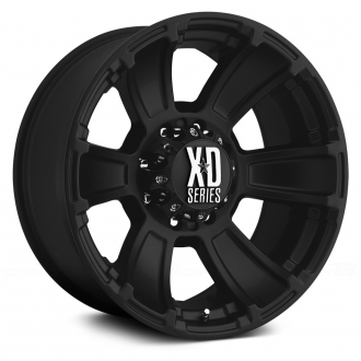 KMC XD SERIES - XD796 REVOLVER Matte Black