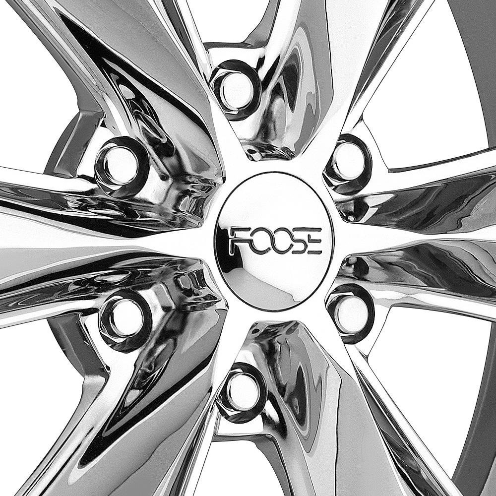 FOOSE LEGEND 6 Chrome
