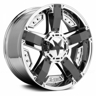 XD SERIES - ROCKSTAR 2 Chrome