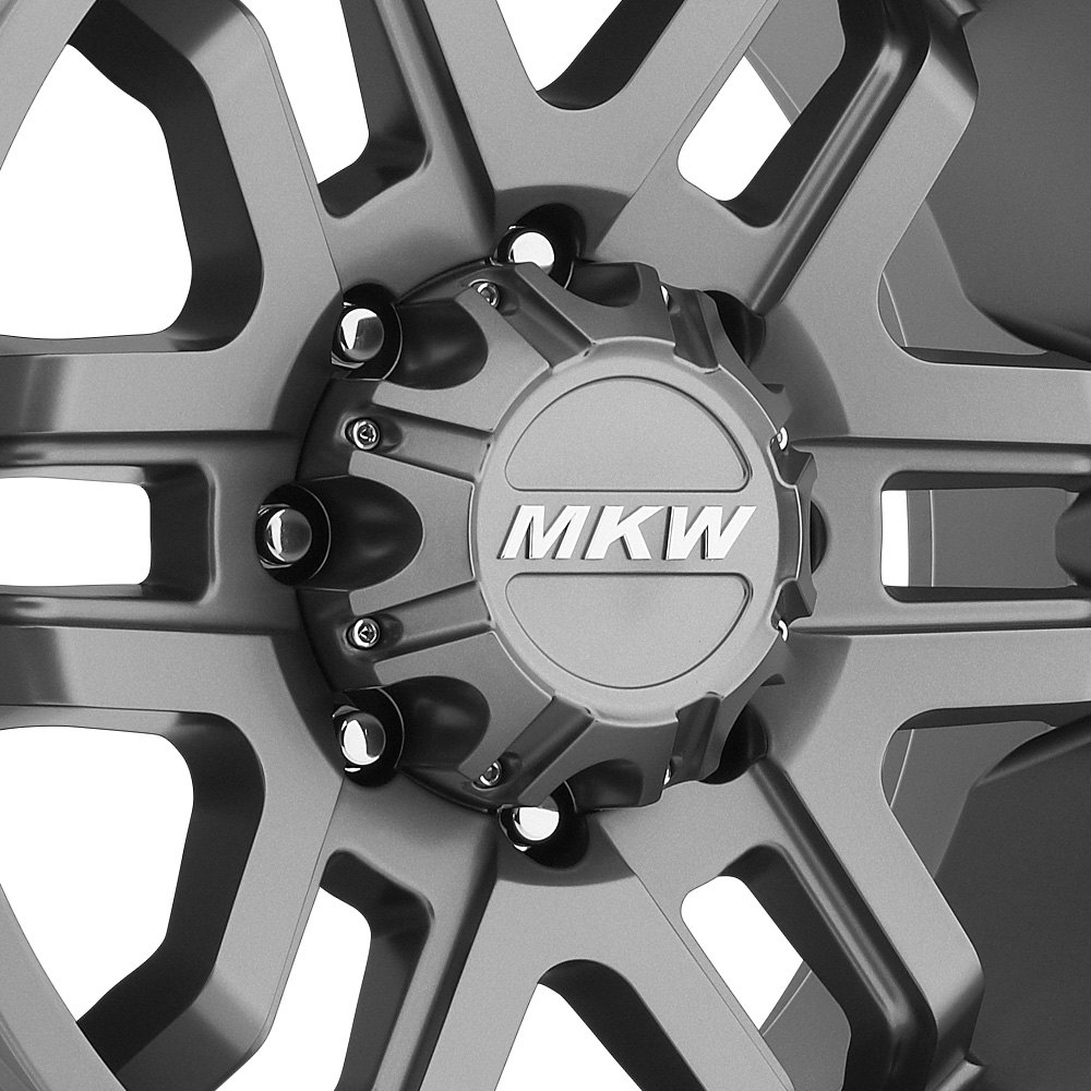 MKW OFF-ROAD M93 Anthracite Gray