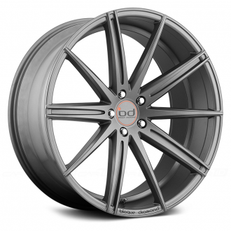 BLAQUE DIAMOND - BD-9 Matte Graphite