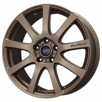 MB_Wheels - Speed Matte Bronze