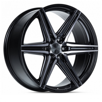 VOSSEN - HF6-2 Tinted Gloss Black