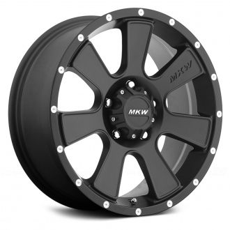 MKW OFF-ROAD - M90 Satin Black