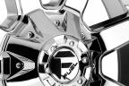 FUEL MAVERICK DEEP LIP Chrome PVD