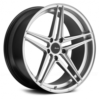 ADVANTI RACING - REIN Hyper Silver