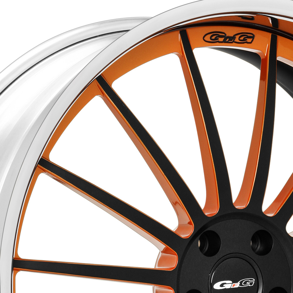 GFG POMPEII Solid Color Center with Matching Lip