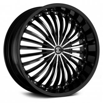 2 CRAVE - NO.13 Gloss Black with Machined Face