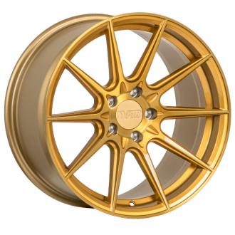 F1R - F101 Brushed Gold