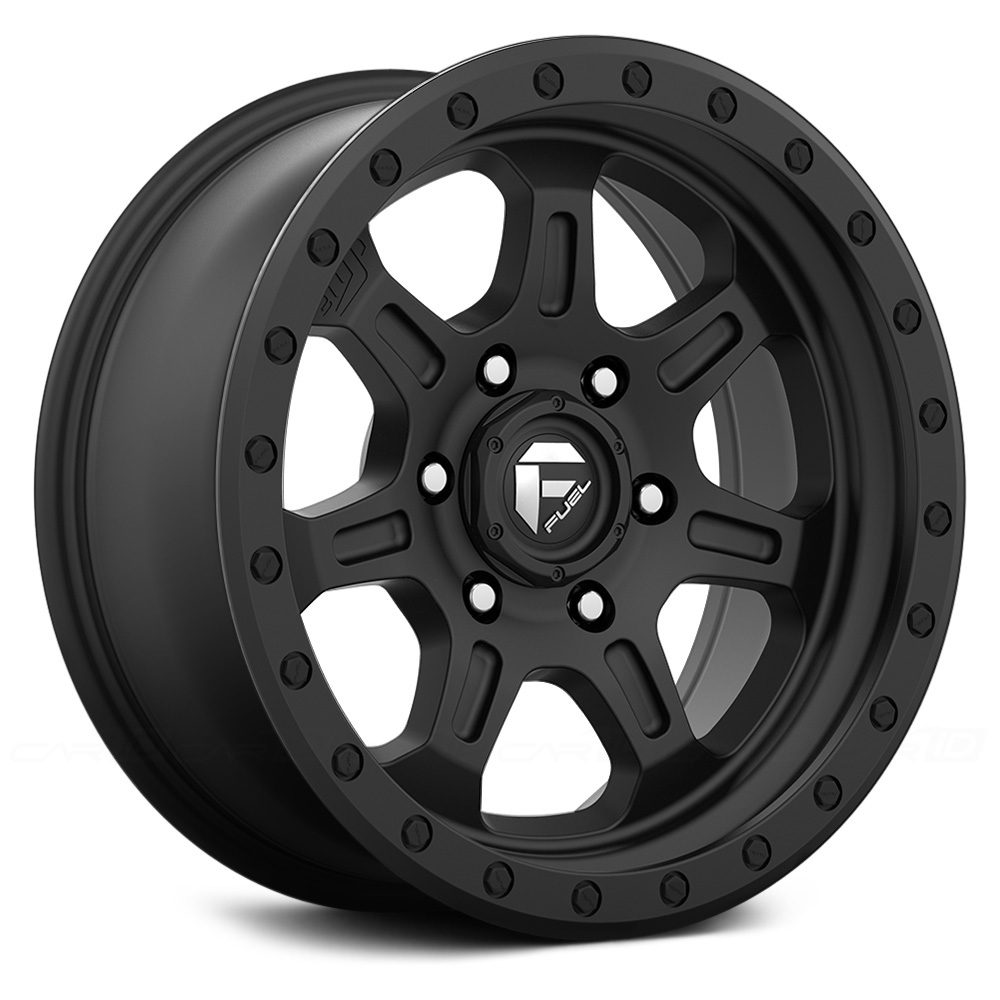 FUEL JM2 Matte Black