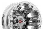 WORX 803C BEAST DUALLY Chrome