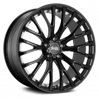 ADVANTI RACING - FASTOSO Matte Black with Machined Undercut
