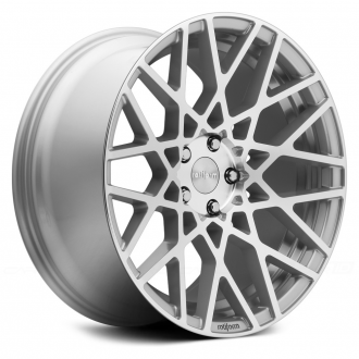 ROTIFORM - BLQ Silver with Machined Face