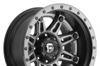 FUEL HOSTAGE II Black with Gunmetal Face and Bead Ring