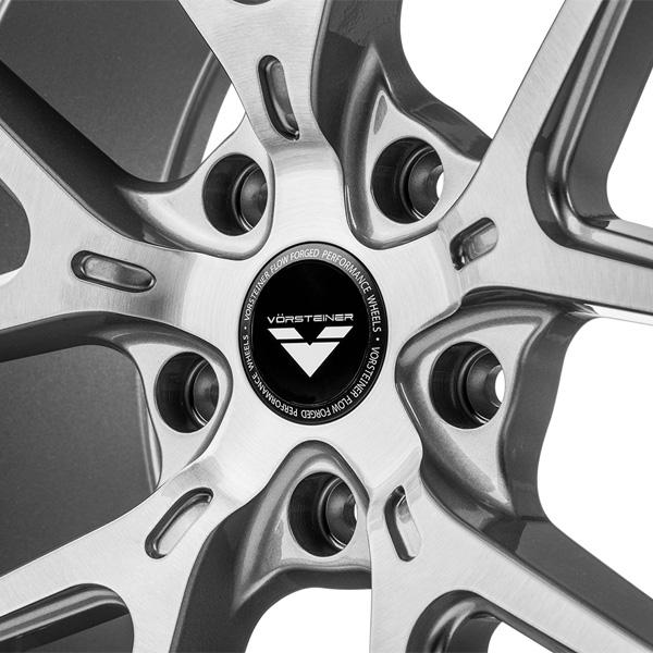 VORSTEINER V-FF 101 Brushed Aluminium