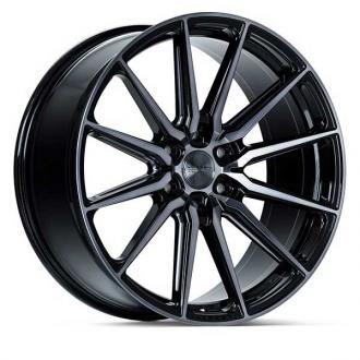 VOSSEN - HF6-1 Tinted Gloss Black