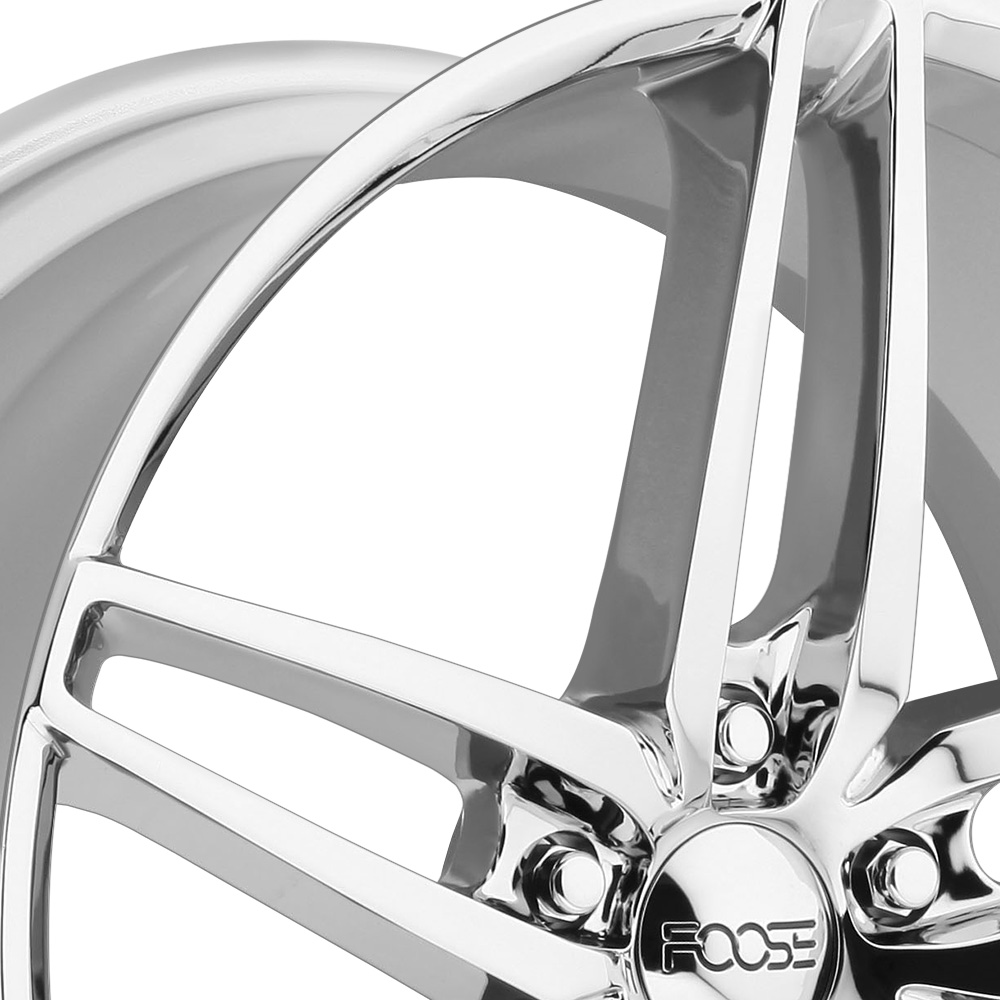 FOOSE STALLION 1PC Chrome