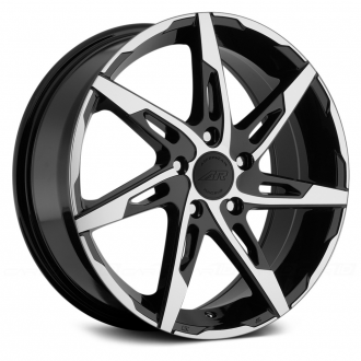 AMERICAN RACING - AR900 Gloss Black with Machined Face