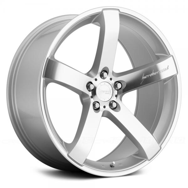 MRR VP5 Silver