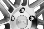 NICHE LUCERNE Silver with Machined Face