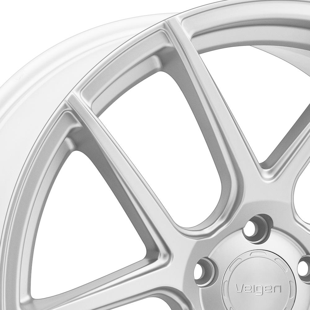 VELGEN VMB5 Matte Silver