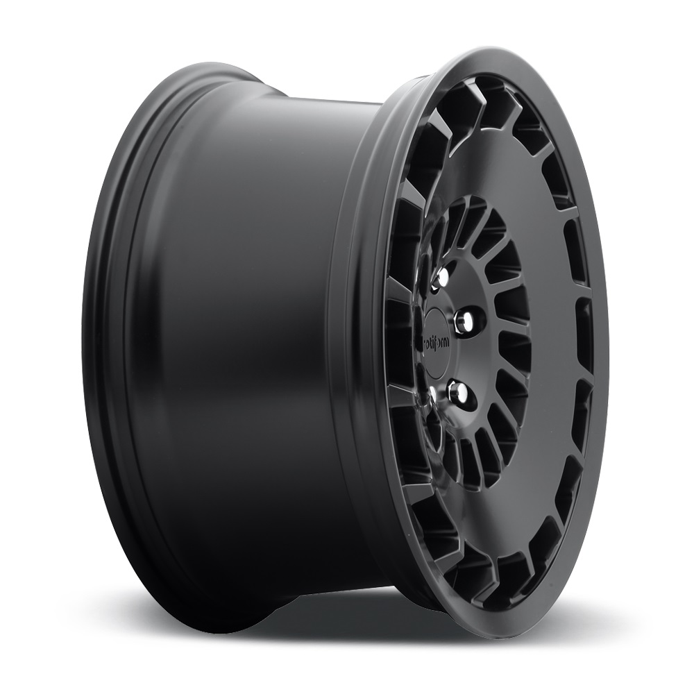 ROTIFORM CCV Satin Black