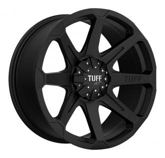 TUFF - T05 Flat Black
