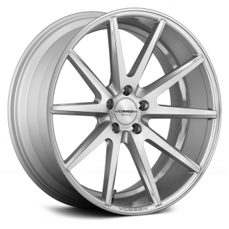 VOSSEN - VFS1 Silver Brushed