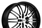 ADVANTI RACING PRODIGO Black with Machined Face