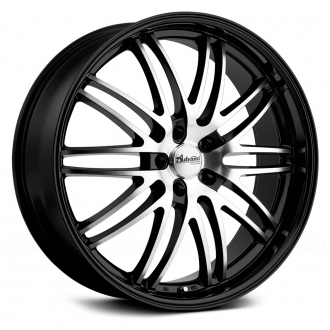 ADVANTI RACING - PRODIGO Black with Machined Face