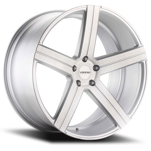 VARRO VD05 Matte Silver with Brushed Face