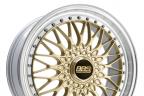BBS SUPER RS Gold